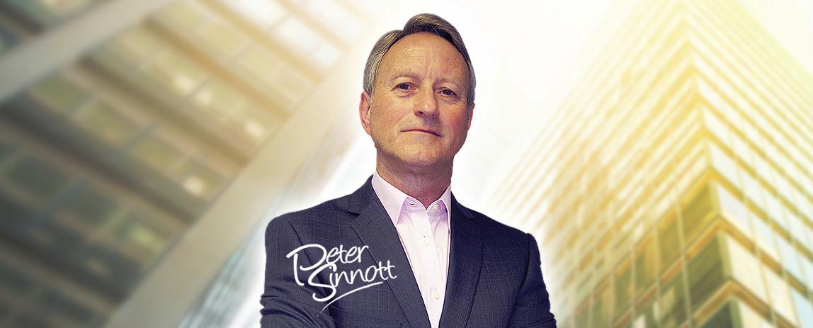 Photo of Peter Sinnott