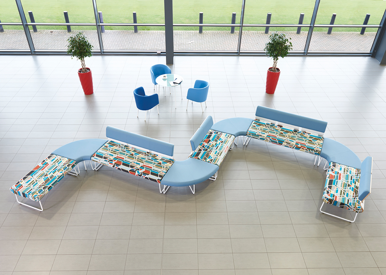 CONTRACT FURNITURE MANUFACTURER